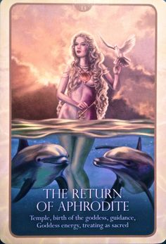 tarot card of tthe day, Oracle of the Mermaids Lucy Cavendish I seem to have a knack for pulling just the right card on the right day. I feel myself resurfacing after 7 weeks of hiding alone with deep pain, heartbreak, despair and confusion. Questioning mysel…