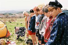 Rap Monster (Namjoon), Jimin, V (Taehyung), Jungkook, Jin, Suga (Yoongi), J-Hope (Hoseok) | BTS