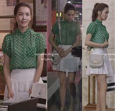 Chọn đồ quyến rũ như Lee Da Hae trong phim Miss Ripley   aFamily