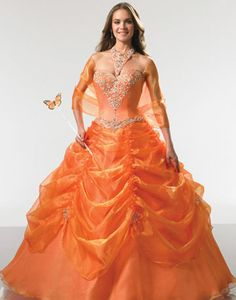 Quinceanera Dresses, Quinceanera Gowns - Bright Colors - Mis Quince Mag