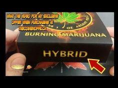 Burning Marijuana Hybrid Silver Coin. BONUS CSS Exclusive offer when pur...
