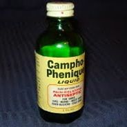 A pinner wrote: My Grandfather was a Pharmacist and we used Campho Phenique for everything!!