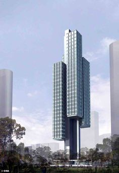 Oma Rem Koolhaas & Architecture  #architecture #Koolhaas #OMA #Rem Pinned by www.modlar.com