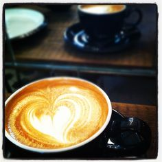 Flat white @ Exmouth Coffee, Aldgate East, London