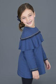 Vestido Genoveva NUECES KIDS