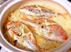 お食い初めの余った鯛で鯛めし! - 11件のもぐもぐ - 鯛めし by moritter0627