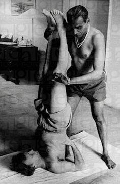 Finding Mr. Iyengar. ~ Rama Jyoti Vernon