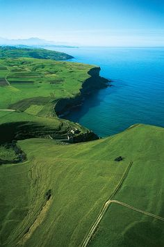 Coastal Pastures of Cantabria, Northern Spain