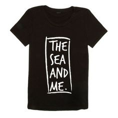 The Sea And Me T-Shirt