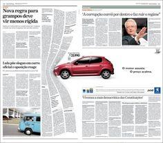 Awesome integration with the medium #advertising Platt Grupo Impresor les desea FELIZ DÍA! www.platt-grupoimpresor.com