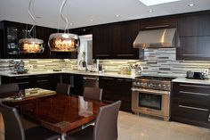 Modern Kitchen Renovation & Custom Cabinet Design | Joseph Kitchen