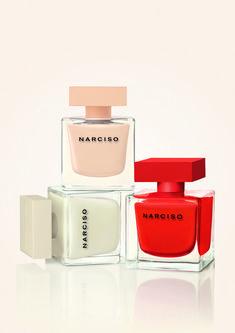 Narciso Rouge, la fragancia novedosa de Narciso Rodríguez