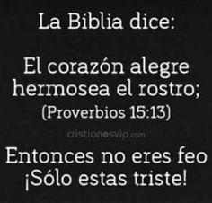 😳 No eres feo... solo estas triste!!! 🤣🤣 Christian Memes, Christian Life, Biblical Verses, Bible Verses, Religion Quotes, Bible Quotes, Gods Love, Like Me, Funny Memes