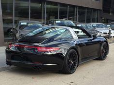 Leasing : PORSCHE, 911 Targa 4 GTSVoiture de sport de rêve, puisque élevée au rang de légende de