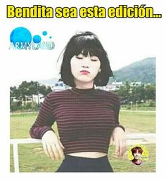 yoonji and yoongi Bts Girl, Bts Boys, Bts Taehyung, Bts Bangtan Boy, Bangtan Bomb, Vkook Memes, Min Yoonji, Bts Meme Faces, Bts Memes Hilarious