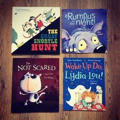 Lily's Little Learners: Monthly Book Roundup - What we have been reading in October