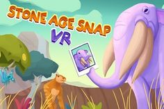"Quote: ""...there is a sense of fun, adventure and wonderment about this game ...""  We take photos of a dinosaur pooping in Stone Age Snap VR #Oculusrift #Virtualreality #VR https://www.virtual-reality-shop.co.uk/stone-age-snap-vr-oculus-rift/"