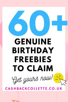 Free Samples By Mail, Free Stuff By Mail, Get Free Stuff, Free Baby Stuff, Best Money Saving Tips, Saving Money, Coupons For Free Items, Free On Your Birthday, Birthday Freebies