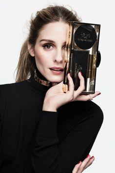 Olivia Palermo Beauty Interview And Ciate Collaboration (Vogue.co.uk)