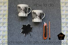 HOW TO DO SCANDI-INSPIRED DIY GIFTS AND DECORATIONS – PART 3 by Scandi Mummy