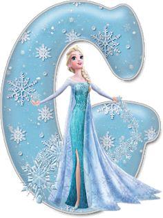 Alfabeto de Elsa con Vestido de Gala. Elsa Frozen, Disney Frozen, Frozen Cupcake Toppers, Frozen Cupcakes, Frozen Themed Birthday Party, Birthday Cup, Frozen Tea Party, Frozen Font, Cartoon Letters