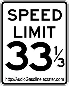 Speed Limit sticker.. I like this as a possible t-shirt idea on the back
