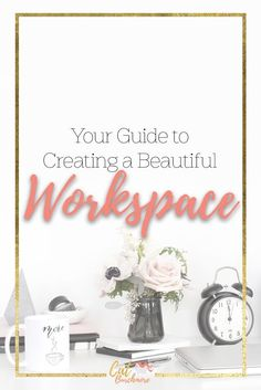 Beautiful Workspace | Chronic Illness | Living with Cancer