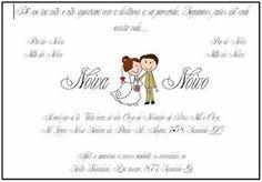 Noivas de Plantão : Convite de Casamento para baixar e editar