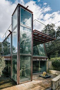 'The Hidden Pavilion' By Panelas Architects