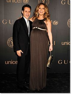 At a United Nations function, wearing Gucci. Marc Anthony And Jlo, Jennifer Lopez Marc Anthony, Bridesmaid Dresses, Prom Dresses, Formal Dresses, Wedding Dresses, Celebs, Celebrities, Maternity Wear