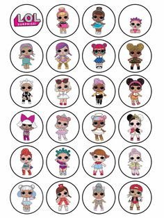 http://www.ebay.co.uk/itm/24-x-Edible-Personalised-LOL-Dolls-Icing-Party-Stickers-Cake-Cupcake-Topper/302584912896?hash=item4673775c00:m:mqzVb642q_tmCy4fvja7oFQ