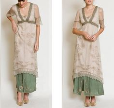 The Wardrobe Shop has the vintage-styled dress of your Downton Abbey dreams