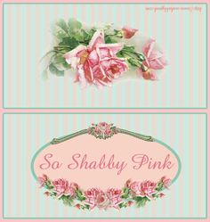 So Shabby Pink Turquoise and Pink Check Book Cover (Customizable)