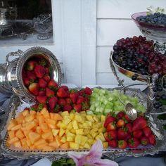 Definitely Fruit!!  This looks Easy!