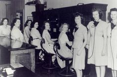 What has telephone service been like in Stuart over the decades?  Look back in time to the 'Hello Girls' to learn more.