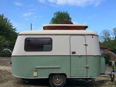 1975 Eriba Pan Famila Vintage Caravan