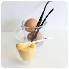 Creme de confeiteiro sem leite | Vídeos e Receitas de Sobremesas