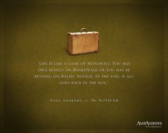 The Noticer - by Andy Andrew