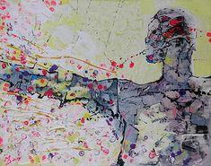 """""""Jazz"""" Obraz oryginalny, dostępna tylko jedna sztuka. Autor: Maciej Durski Technika: olej Rok 2017 ENG """"Jazz"""" Original painting, only one piece available. Author: Maciej Durski Technique: oil Year 2017"""