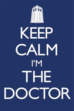 Pyramid International Maxi Poster - Doctor Who (Keep Calm) - MAXI POSTER - BunlardanIstiyorum.com