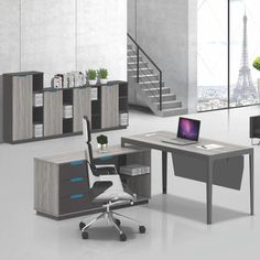 GNQ-03 Affordable home executive cheap small office desk