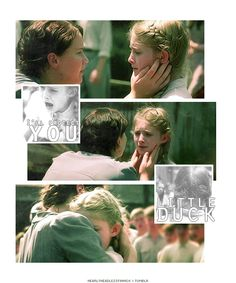 How could I leave Prim, who is the only person in the world I'm certain I love?