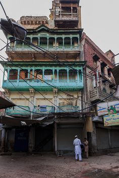 Old house in Pakistan