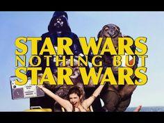 Star Wars moments on vintage TV
