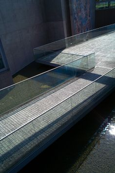 Garden of Fine Art in Kyoto, designed by Tadao Ando, Japan
