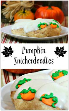 This pumpkin snickerdoodles recipe makes such a delicious dessert, and will be a huge hit right through Thanksgiving!