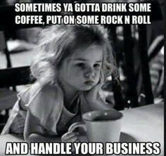 and just like that ☕