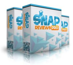 Snap Reviews Pro is a WordPress Plugin with market-leading features that will allow your customers to make beautiful review pages for all types of reviews : product reviews, place reviews, service reviews, affiliate product reviews and CPA product reviews.