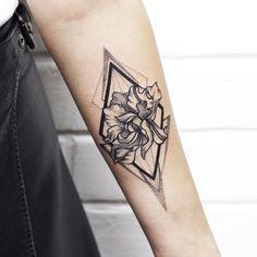FLoral diamond yayy
