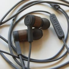 The IEHP In Ear Headphones by Grain Audio brings back the ideal combination of solid wood and music in a way that's simply thrilling from all aspects.